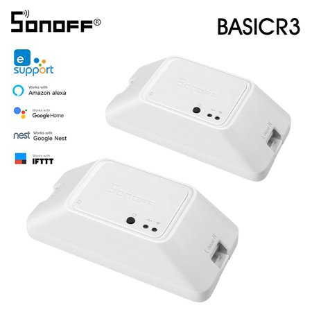 BASICR3 WIFI DIY Smart Switch With Timer Internet APP Voice
