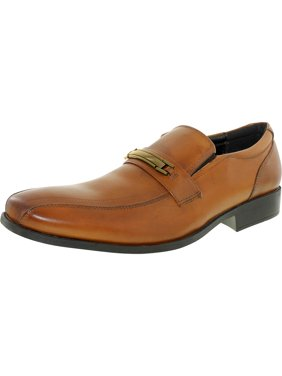 Kenneth Cole Reaction Men's Dew It Better Cognac Ankle-High Leather Loafer - 8M