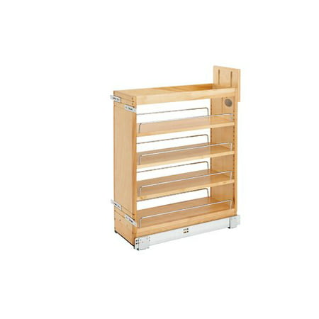 Rev-A-Shelf Soft-Close Base Cabinet Organizer Pull Out Pantry