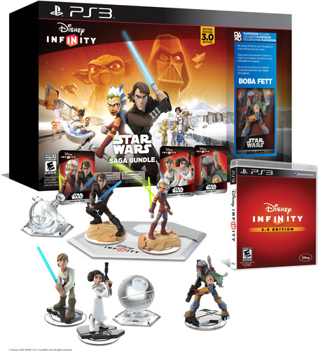 Disney Infinity 3.0: Star Wars - Saga Bundle for PlayStation 3