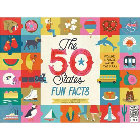 The 50 States: Fun Facts : Celebrate the People, Places and Food of the (5 Regions Of The United States Facts)