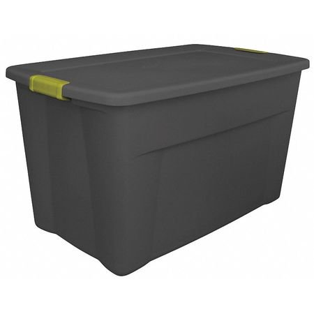 NEW Sterilite 19451006 35 Gallon Storage Tote Box W/Latching Container