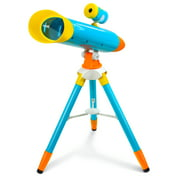 Best Kids Telescopes - Little Experimenter 2-in-1 Kids Projector + Telescope Review