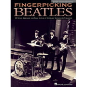 Fingerpicking Beatles: 30 Songs Arranged for Solo Guitar in Standard Notation & Tablature (Paperback)
