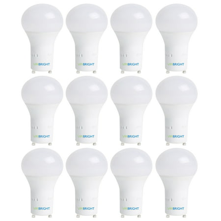 Viribright 60 Watt Replacement Led Light Bulbs 12 Pack