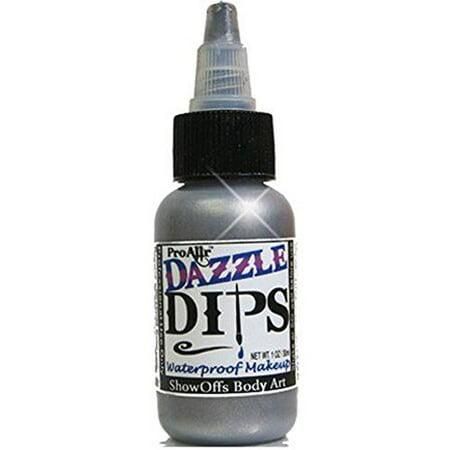 ProAiir Dips Waterproof Makeup - Silver Dazzle (1