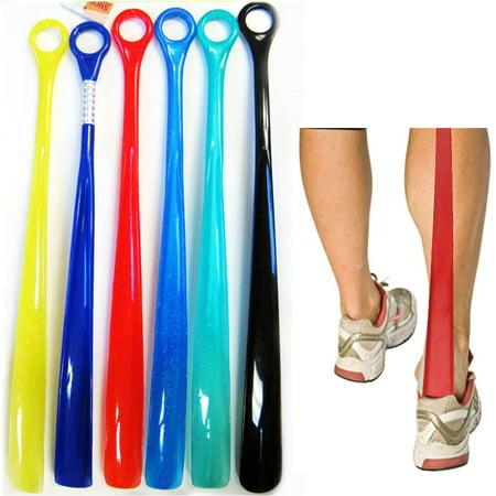 2 Plastic Shoehorns 18.5