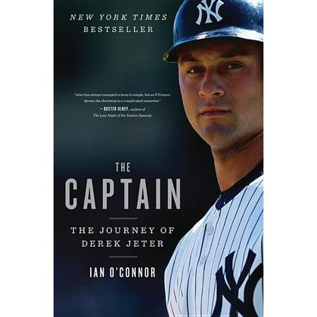 The Captain : The Journey of Derek Jeter (Paperback)
