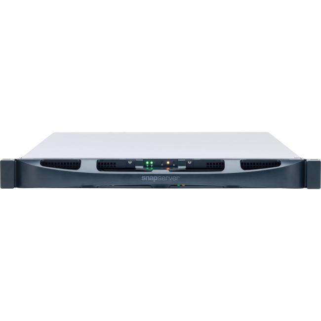 Overland SnapServer XSR 40 4-Bay 12TB (4x3TB) NAS Server w  2GB RAM by Overland Storage