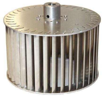 AIR SYSTEMS METL039 Blower Wheel, Aluminum