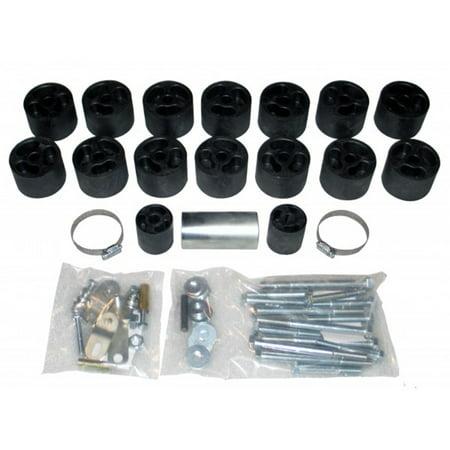 - Daystar PA532X Body Lift Kit Fits 83-93 S10 Pickup S15 Pickup Sonoma