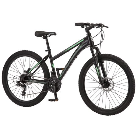 Schwinn Sidewinder Mountain Bike, 26 inch wheels, womens frame, black Feminine Womens Mountain Bike
