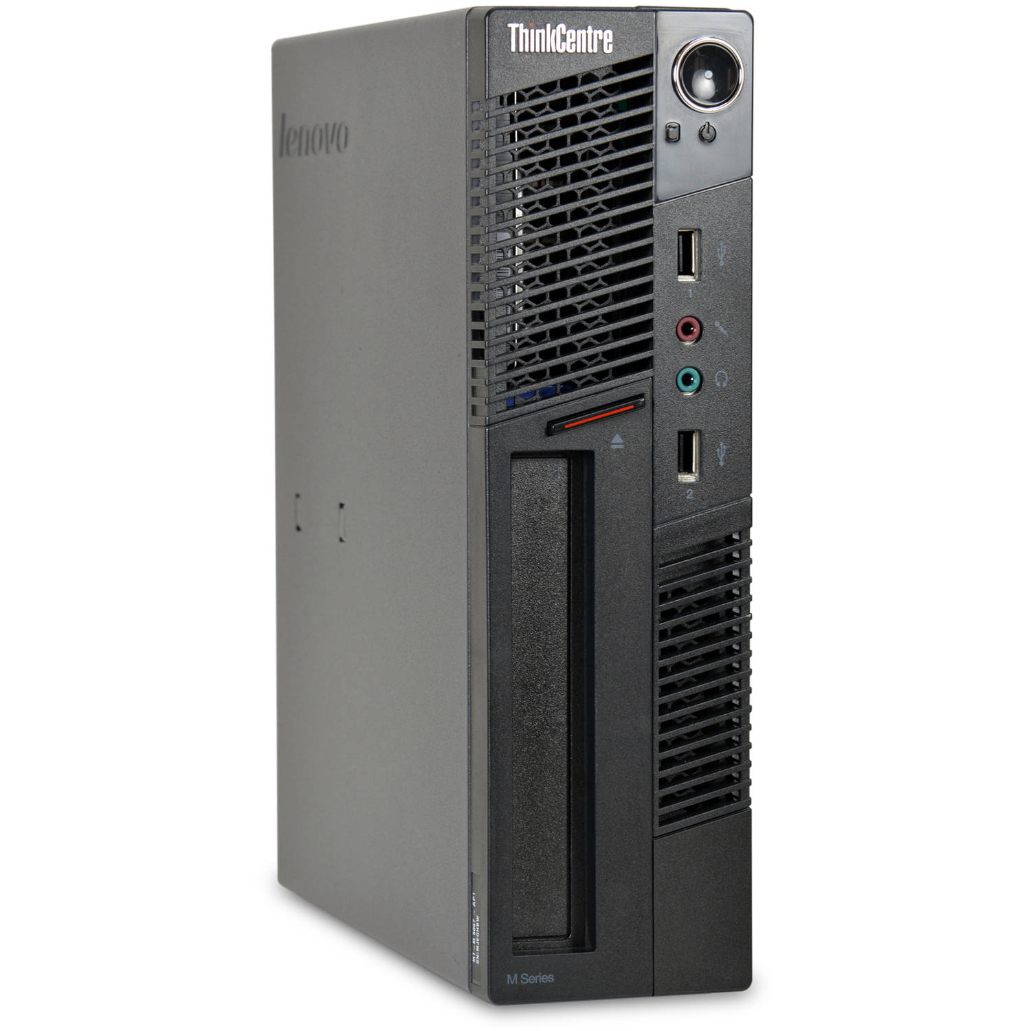 Refurbished Lenovo ThinkCentre M91P Desktop PC with Intel Core i5-2400S Processor, 8GB Memory, 320GB Hard Drive and Windows 10 Pro (Monitor Not Included)