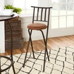 Director S Stool 30 Quot Natural Wood Base With Multiple Seat