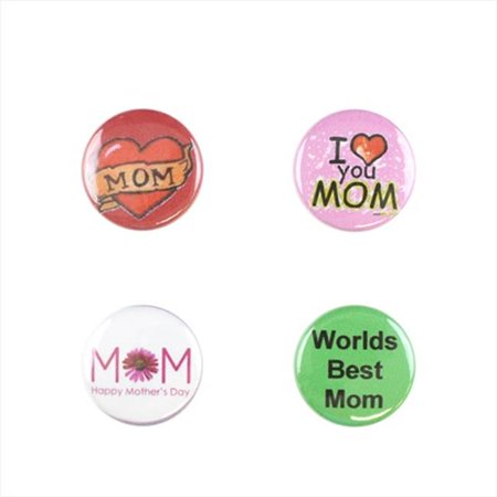 Il Bere C-MOM-B Wine and Drink Charms Holiday Collection - Mother;s Love