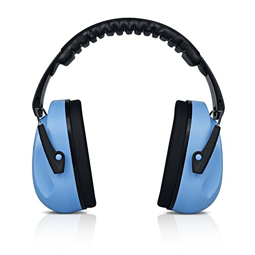 Baby Ear Muffs Noise Reduction Comfort Earmuff Protect Adjustable for Kids Adult