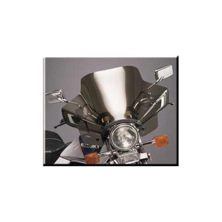 """Slipstreamer S-06-C-1.25"""" S-06 Spitfire Windshield - 1 1/4in. - Clear"""
