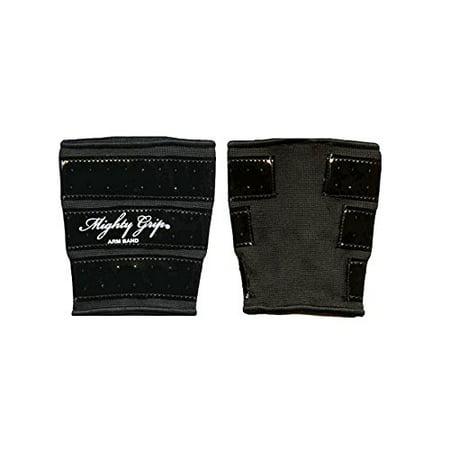 Mighty Grip Upper Arm Protector-Black-Small - image 3 de 3