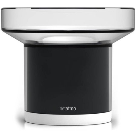 netatmo rain gauge for weather station. Black Bedroom Furniture Sets. Home Design Ideas