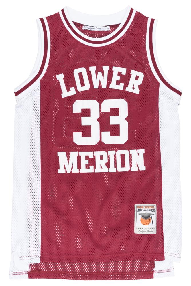 Headgear - Headgear Kobe Bryant Lower Merion HS Replica Jersey ...