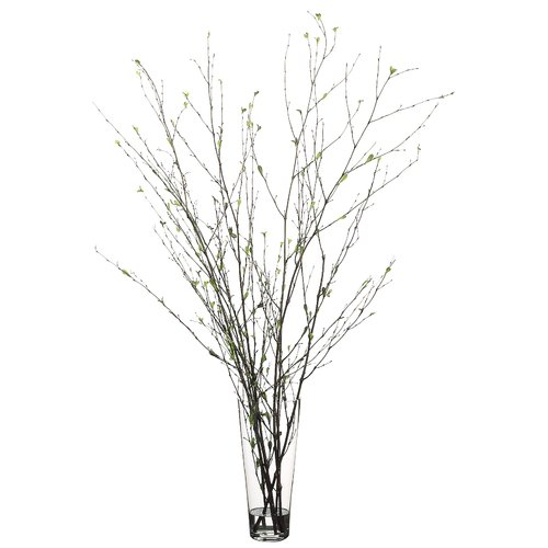 Tori Home Branches Tree in Decorative Vase