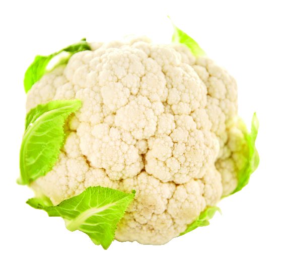 Cauliflower, head