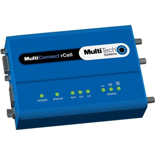 Multi-Tech MultiConnect rCell MTR-C2 Wireless Router MTR-C2-B16-N3-US
