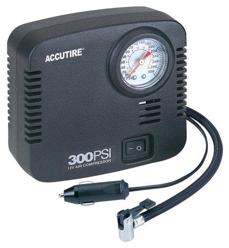 Image of Accutire? MS-5530 Compact 300 PSI 12V Compressor Multi-Colored