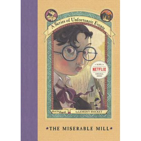A Series of Unfortunate Events #4: The Miserable