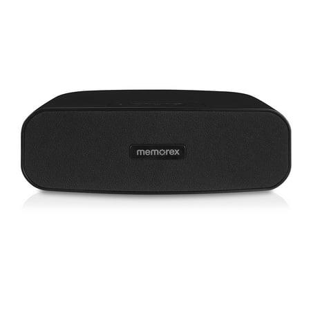 Memorex MW212 Wireless Bluetooth Speaker REFURBISHED (Discontinued by Manufacturer) ()