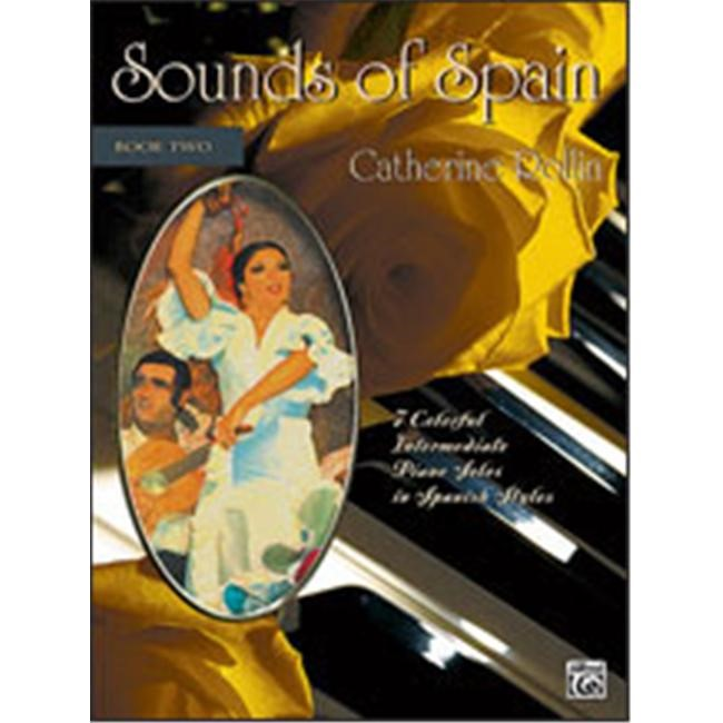 Alfred 00-17602 Sounds of Spain- Book 2 - Music Book