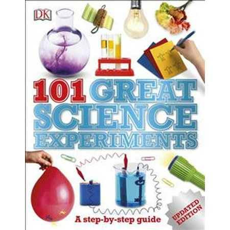 Science Experiments Light (101 Great Science Experiments (Dk) (Paperback))