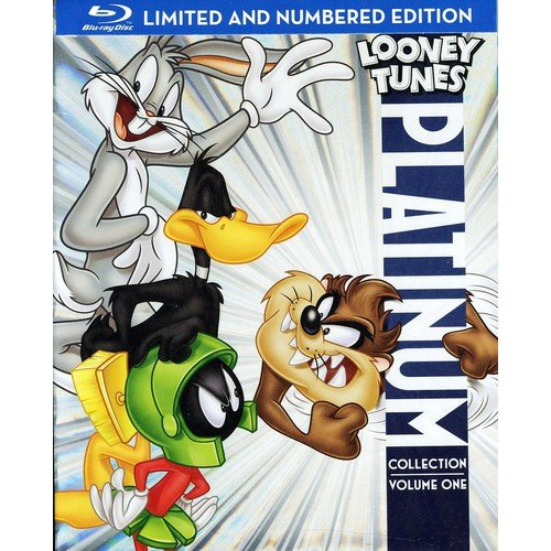 Looney Tunes: Platinum Collection, Vol. 1 (Ultimate Collector's Edition) (Blu-ray)