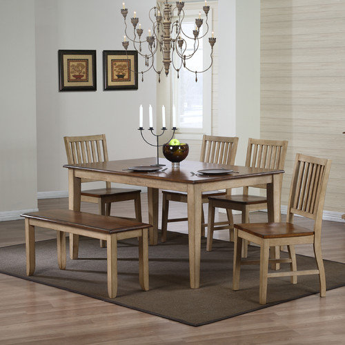 Sunset Trading Brook Dining Table