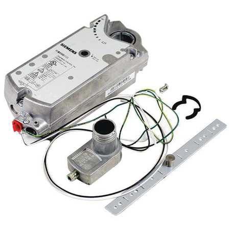 - POWERS GGD221.1U Fire and Smoke Damper Actuator, 120v G0114488
