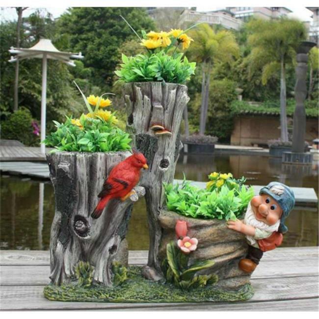 Sintechno Novelty Statue Pot Pot Planter