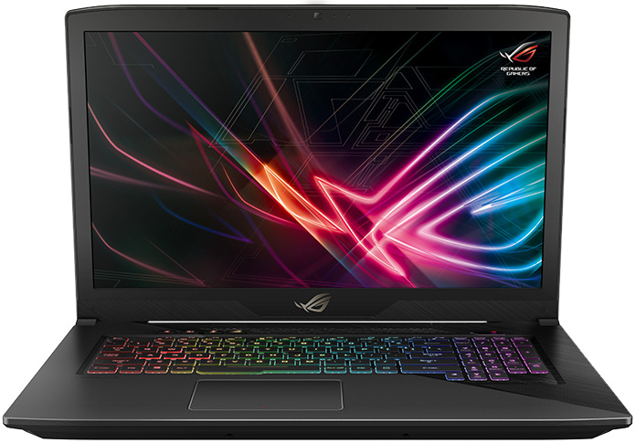 "Asus ROG Strix GL503VM Core i7-7700HQ 15.6"" FHD (1920*1080) GTX 1060 256GB NVMe PCIE SSD + 1TB SSHD Gaming Laptop by ASUS"