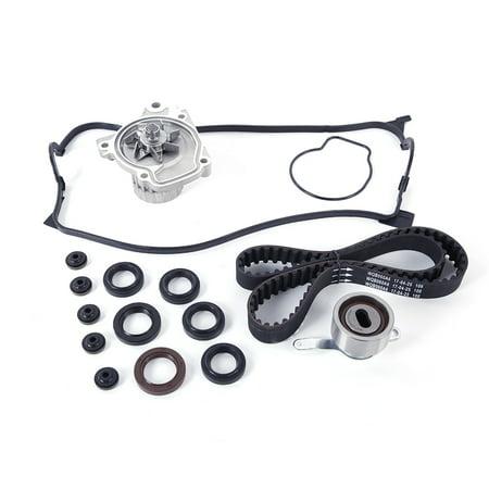 Zimtown Timing Belt Kit Water Pump Gasket for 96-00 Honda Civic D16Y7/D16Y8  1 6L SOHC L4