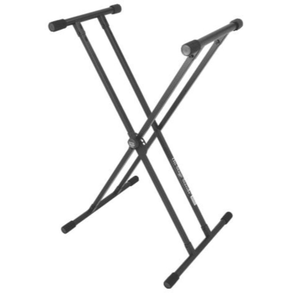 On-Stage KS8191XX Bullet Nose Keyboard Stand w/ Lok-Tight Attachment