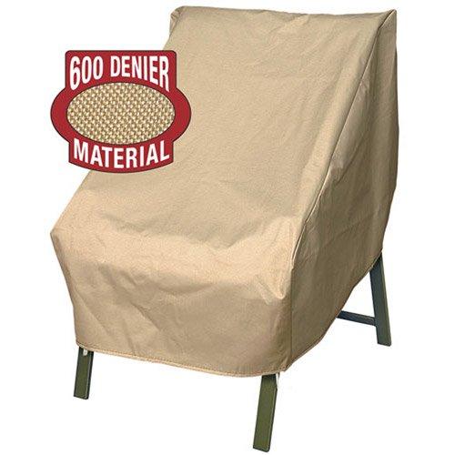 waterproof patio chair cover by allen company walmart com rh walmart com cheap plastic patio chair covers cheap plastic patio chair covers
