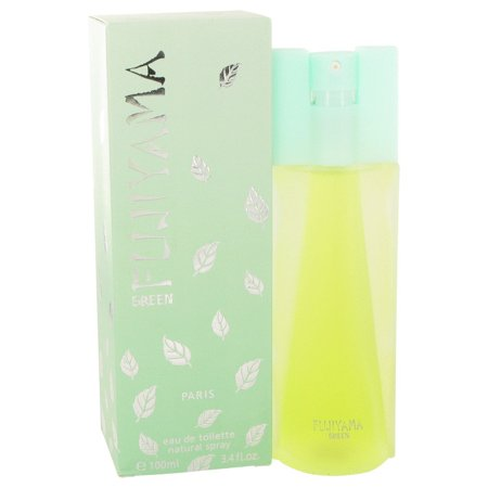 Fujiyama Green Eau De Toilette Spray For Women 3.4 oz
