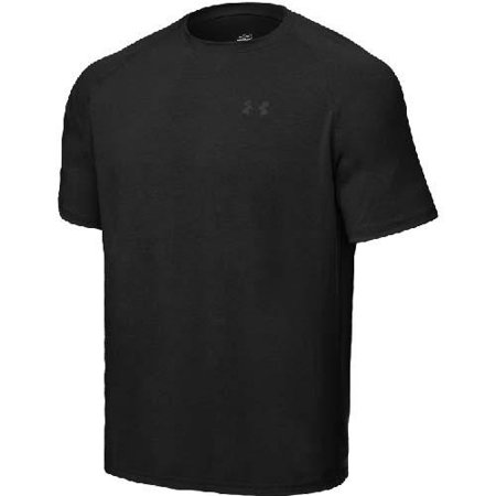 Under Armour 1005684 Men's Black Tactical Tech Short Sleeve Shirt - Size (Under Armour Tech Tee)