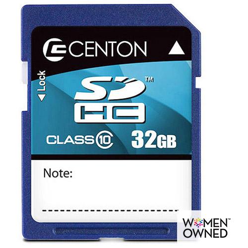 Centon 32GB Secure Digital High Capacity Card Class 10