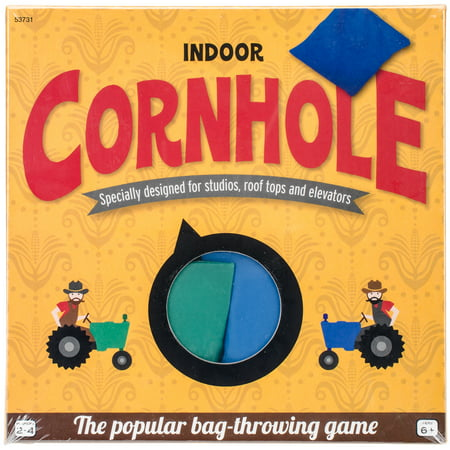 Indoor Cornhole Game](Candy Corn Catch Halloween Game)