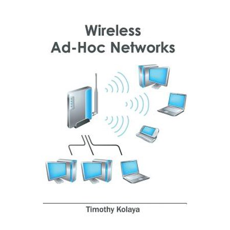 Wireless Ad-Hoc Networks (Create A New Ad Hoc Wireless Network)