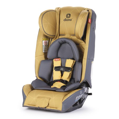Diono Radian 3RXT Convertible Car Seat - Yellow Sulphur ...