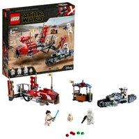 373-Piece LEGO Star Wars: The Rise of Skywalker Pasaana Speeder Chase 75250