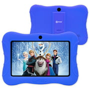 Contixo 7 inch Kids Tablet 2GB RAM 32GB WiFi Android 10 Tablet For Kids w/ Kickstand Camera Bluetooth Parental Control Learning Apps for Toddlers Children Kid-Proof Protective Case, V9-3