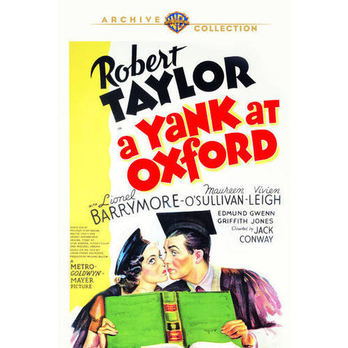 A Yank at Oxford by