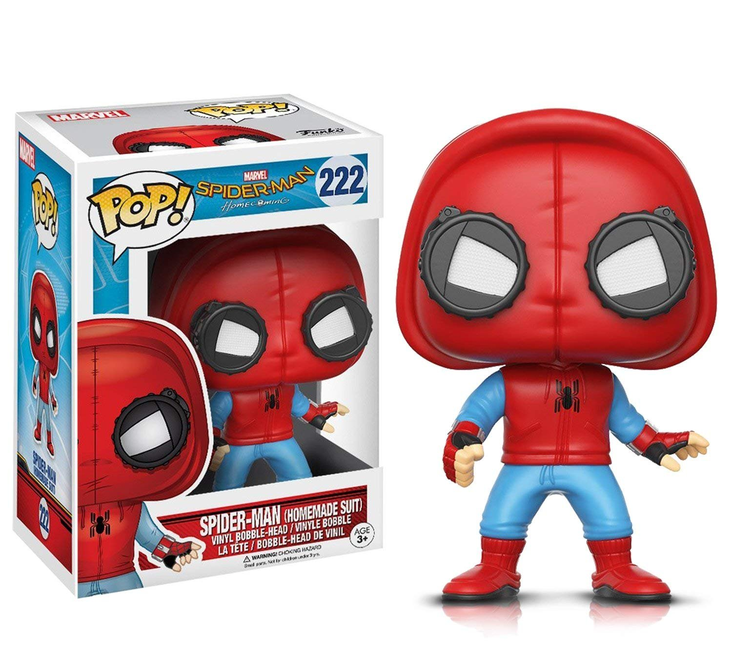 Holiday Spider-Man with Ugly Sweater Brand New In Box POP Marvel Funko